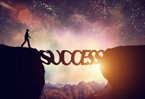 attitudes de succès