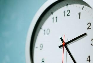 horloge pour gérer le temps de rencontre